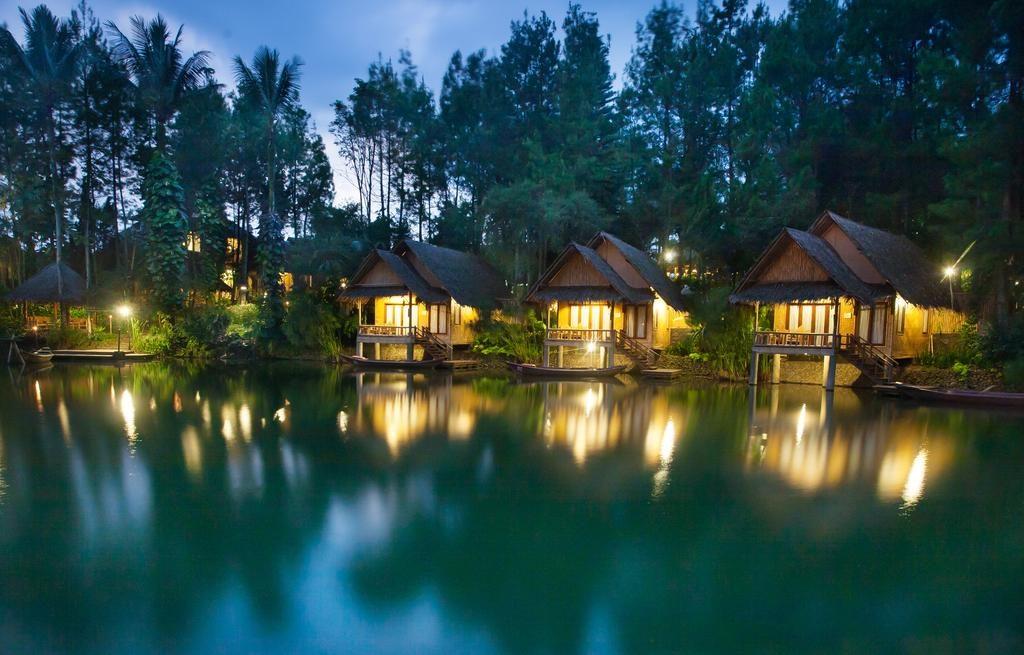 Kampung Sampireun untuk honeymoon