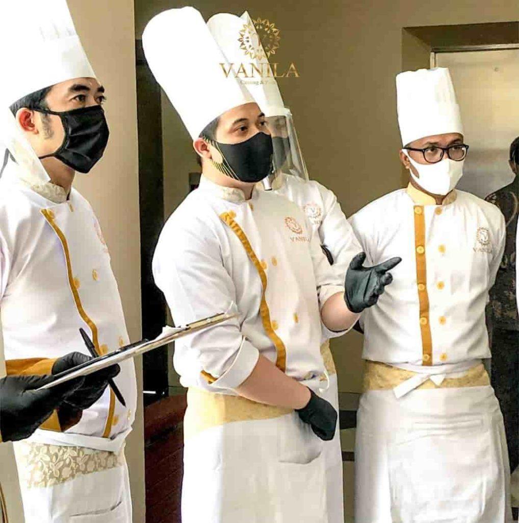 Wedding New Normal - Vanila Catering Crew
